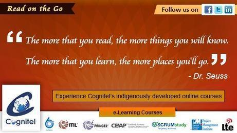 Experience #Cognitel's Indigenously development online course | Cognitel Training Courses | Scoop.it
