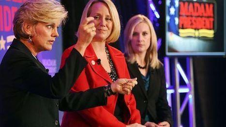 Women Leaders Look Beyond The 'Glass Ceiling' | Women's Rights in North America | Scoop.it