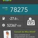 Eco-rouler - Appli MAAF   assurance   Scoop.it