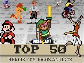 Os 50 principais personagens dos jogos antigos   luisamartan   Scoop.it