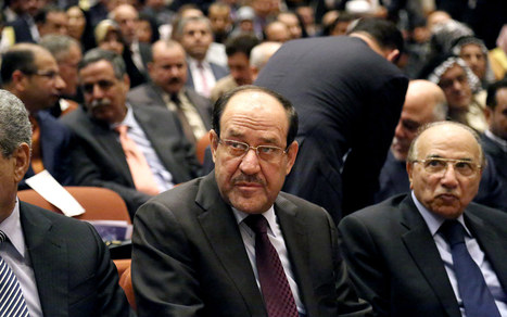 Iraq's parliament deadlocked in bid for new unity government | Al Jazeera America | It Comes Undone-Think About It | Scoop.it