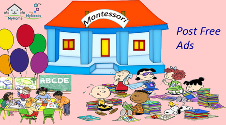 Montessori Schools in Chennai - Myhome-myneeds.com | Home Needs in Chennai | Scoop.it