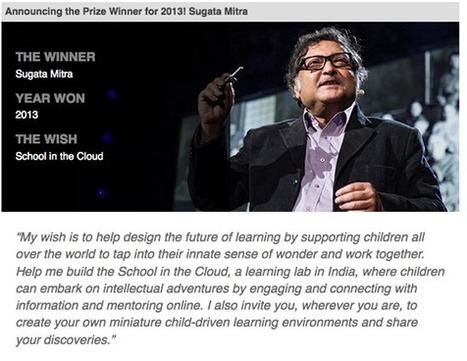 Una escuela en la nube, Sugata Mitra | T.I.C y Aprendizaje | Scoop.it