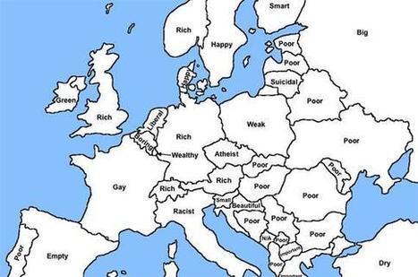 L'Europe vue par «l'autocomplétion» de Google | eMarketing | Scoop.it