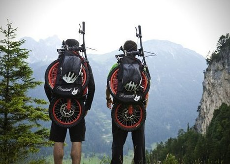 "The ""Bergmönch"" (mountainmonk) | Bicicletas | Scoop.it"