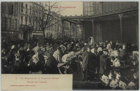 Saga Labouche, épisode 1 : les premières cartes postales | Toulouse La Ville Rose | Scoop.it