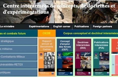 De l'intérêt des réseaux sociaux pour les armées : INFOSDEFENSE | Community Management et Curation | Scoop.it