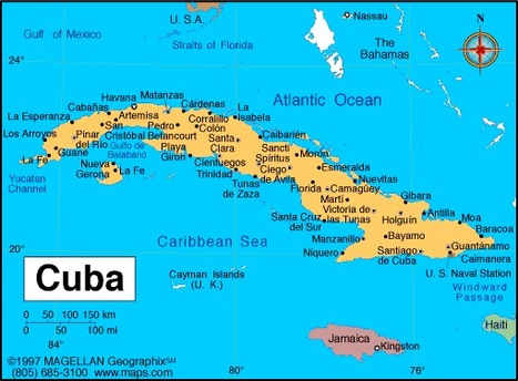 Cuba: Maps, History, Geography, Government, Culture, Facts, Guide & Travel/Holidays/Cities — Infoplease.com   Cuba, Lesley-Ann Land   Scoop.it