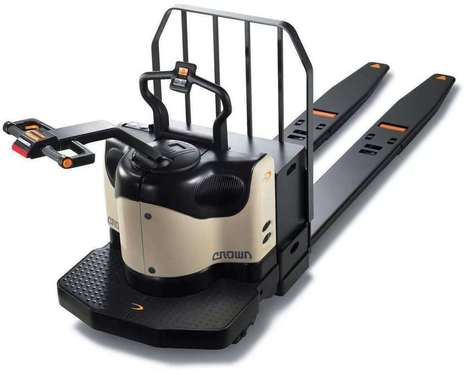Pallet trucks mark a paradigm shift in the world of warehouse management   Industrial Goods and Services   Scoop.it