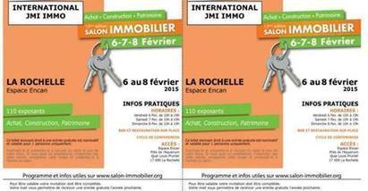 Recevez l'invitation pour le salon de La Rochelle en cliquant ICI | Real estate USA | Scoop.it