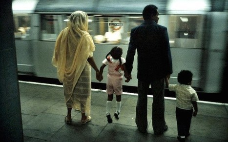 Bob Mazzer's Revealing London Underground Photos Over Four Decades | ART  | Conceptual Photography & Fine Art | Scoop.it