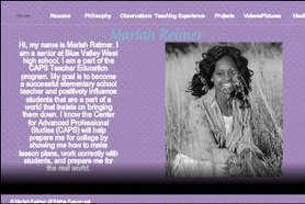 Mariah Reimer | CAPS Teacher Education ePortfolios | Scoop.it