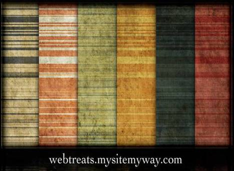 Grungy Stripes Photoshop Patterns | Textures and Backgrounds Journal | Scoop.it