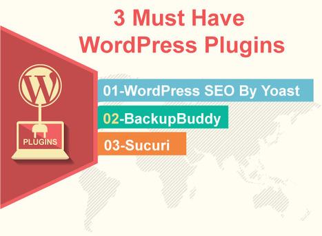 3 Must Have WordPress Plugins 2015   Digital Marketing   Scoop.it