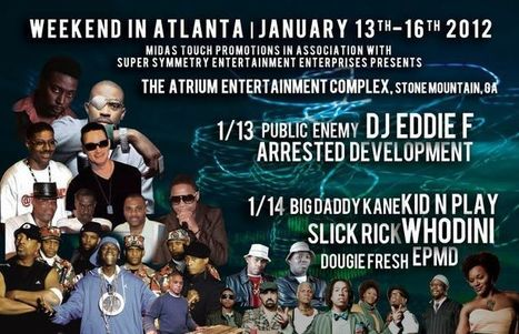 When did you first fall in Love with Hip Hop. Join us for MLK Legends of Hip Hop Weekend. | Today's Transmedia World | Scoop.it