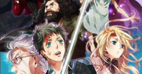 If Harry Potter Was An Anime | MOVIES VIDEOS & PICS | Scoop.it