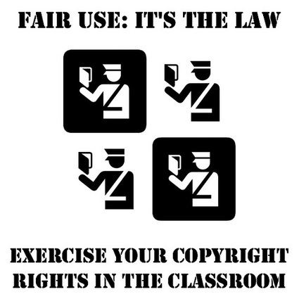 Content Curation: Copyright, Fair Use, and Creative Commons | Pedagogy and technology of online learning | Scoop.it