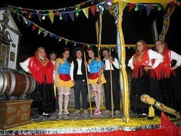 Bailarinos animaram Nossa Senhora de Antime de Fafe   Nospi Fafe   Scoop.it
