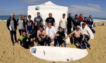 Handi Surf : votez pour les sensations fortes pour tous ! | Handimobility | Scoop.it