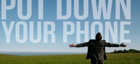 Les mains en l'air, posez lentement votre smartphone | Fresh from Edge Communication | Scoop.it