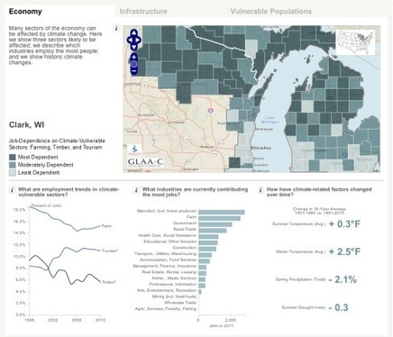 Online Map Guides Great Lakes Climate Change Adaptation Planning | coastal adaptation planning | Scoop.it