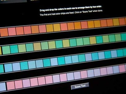 This Quiz Tests How Well You See Color | Graphic Coaching | Scoop.it
