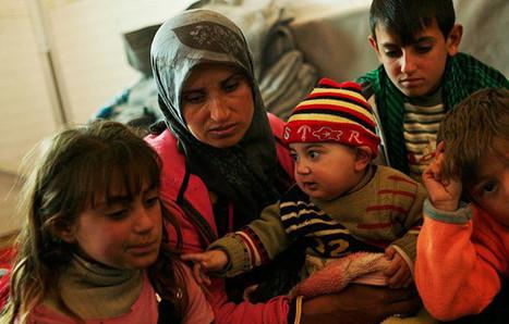 Amid brutal winter, safe births for Syrian refugees | Syrische Flüchtlinge | Scoop.it