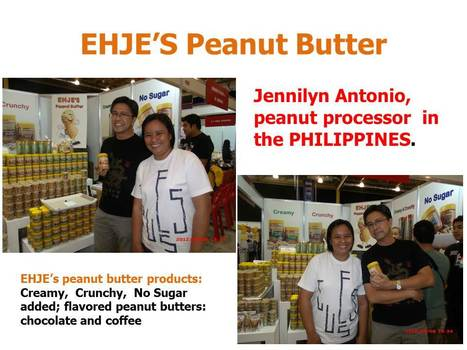 Dr. Anna Resurreccion & GP3MT-- Assist Entrpreneurs in Product R&D and Commercialization | Anna V.A. Resurreccion, Ph.D., CFS  International Food Security, Food Product-Process Development and Innovation, Food Business Development | Scoop.it