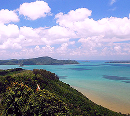 A panoramic view of great waters from Khao Khad, Phuket! | Make a Trip & Travel to the beach. | Scoop.it