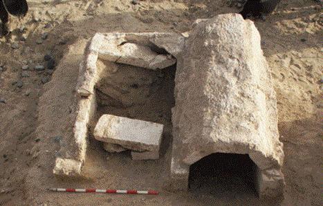Deux nouvelles tombes découvertes à Minya - Ahram Hebdo | Découvertes achéologiques en Egypte | Scoop.it
