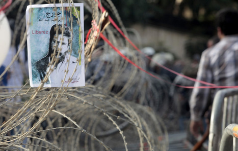 #Lebanon  - Georges Abdallah: Tensions Rise at French Embassy Sit-In | Global politics | Scoop.it