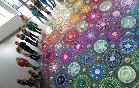 Mind-Boggling Kaleidoscope Artworks | Cool Art | Scoop.it