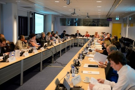 Librarians of EU institutions collaborate in The Hague | Central Library | Library Collaboration | Scoop.it