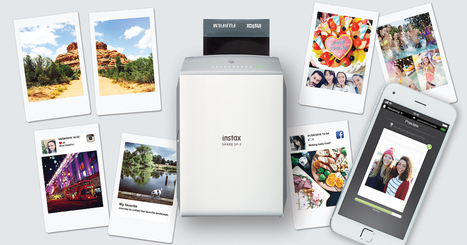 Fuji Reveals Much-Improved Portable Instant Printer for Smartphone Snaps | iPhoneography-Today | Scoop.it