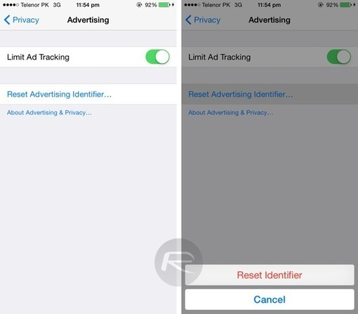 How To Completely Switch Off Location Tracking In iOS 8 | Redmond Pie