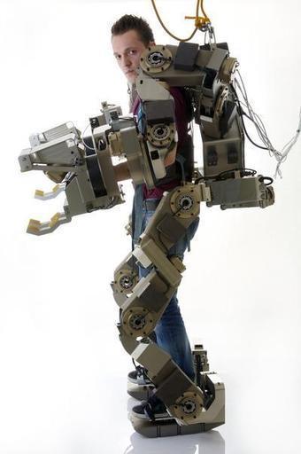 Draagbare robots - Eos Wetenschap | Kennisproductiviteit | Scoop.it