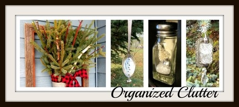 Organized Clutter: The Christmas Decorating Archives | Christmas | Scoop.it