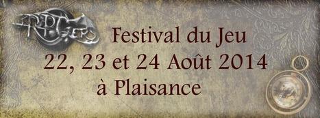 Festival de Jeu de Rôle RPGers 2014 | Jeux de Rôle | Scoop.it