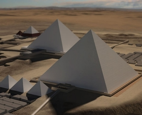 Tour the Pyramids Online : Discovery News | 21st Century Innovative Technologies and Developments as also discoveries, curiosity ( insolite)... | Scoop.it