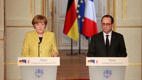 Croissance, consommation, investissement : le match France-Allemagne   International, Europe & French Policy   Scoop.it