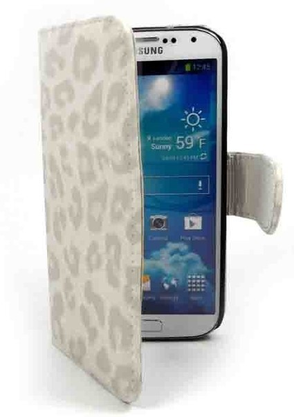 White Tiger Wallet Case for Samsung Galaxy S4 | Mobile Phone Accessories | Scoop.it