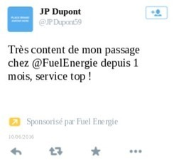 Twitter : transformez vos clients satisfaits en publicité efficace | Social Media Curation par Mon Habitat Web | Scoop.it