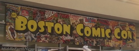 Boston Comic Con 2013: There and Back Again | Middle-earth News | 'The Hobbit' Film | Scoop.it