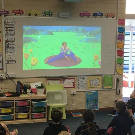These Kids in Australia Love doing Yoga at School  | Cosmic Kids Around The World! | Scoop.it