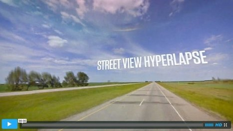 Turning Street View Images Into Time-Lapse Films | Thoughtful Tech | Scoop.it