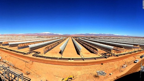 World's largest concentrated solar plant opens - CNN.com | CLOVER ENTERPRISES ''THE ENTERTAINMENT OF CHOICE'' | Scoop.it