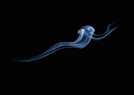 These Incredible Images of Smoke Took Three Months and 100,000 Photos to Capture | Flow Visualization | Scoop.it