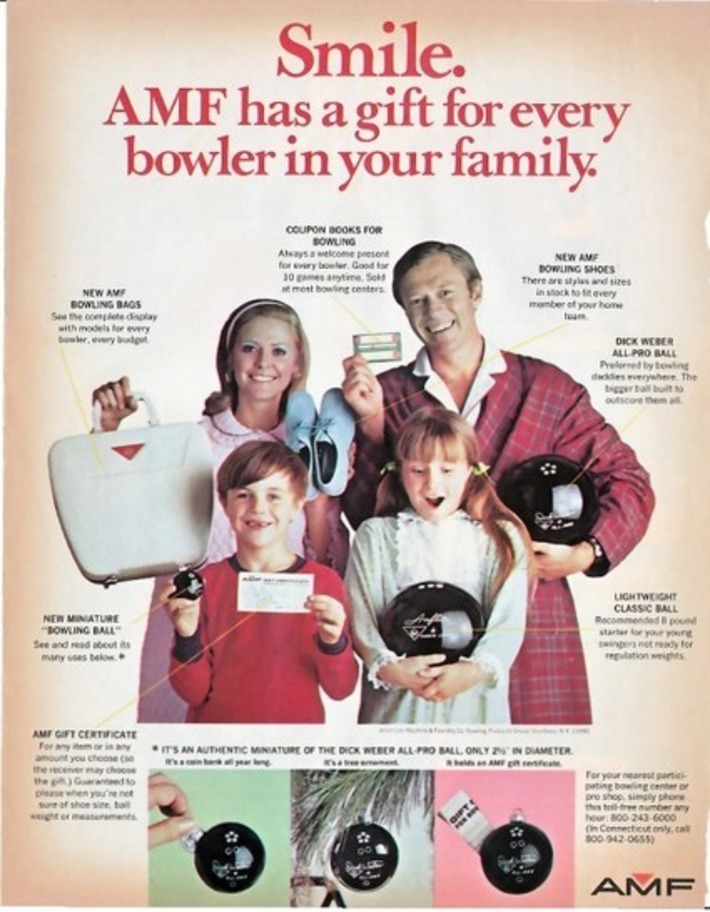 A Gift For Every Bowler In Your Family | Kitsch | Scoop.it