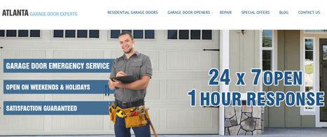 Garage Door Opener Repair Company | Garage Door Experts Atlanta | Scoop.it