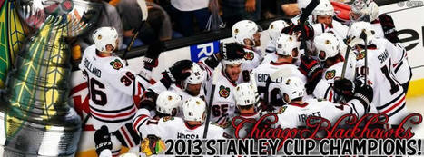 Chicago Blackhawks - Stanley Cup Champs, Again | Real Estate Plus+ Daily News | Scoop.it